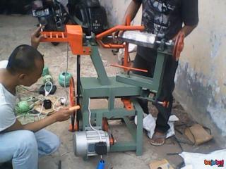 mesin rafia besar, harga mesin rafia, gambar mesin rafia